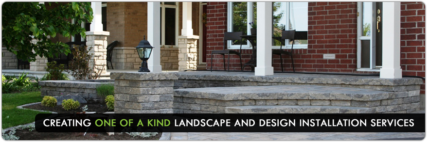 Landscaping in Oshawa - Main 1