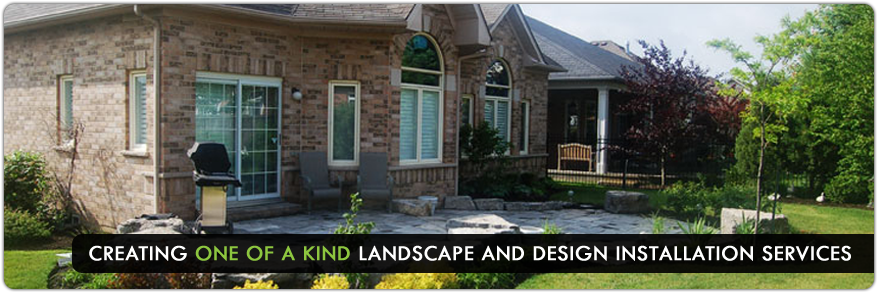 Landscaping in Oshawa - Main 2